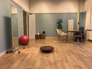 Behandelkamer oefentherapie